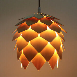 Lamp pine Cone Cdr Laser Cutting Files Plan For Cnc