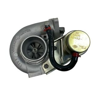 Nissan Tb25 Turbocharger Fits V6 Single Turbo Diesel Fuel Performance Car Engine
