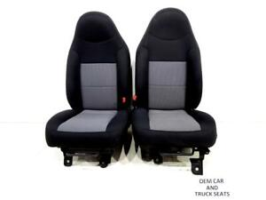 Ford Ranger Fx4 Extended Cab Front Bucket Seats 1998 2006 2007 2008 2009