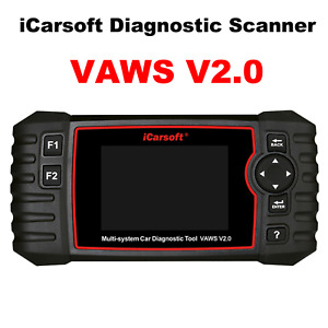 For Vw Professional Obd2 Diagnostic Scanner Icarsoft Vaws V2 0 Auto Scan Tool