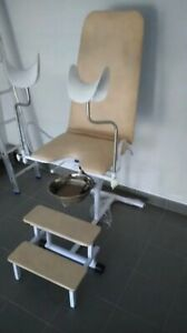 Gynecological Table Gynecological Examination Chair Bed Medical Table Gyn Chair