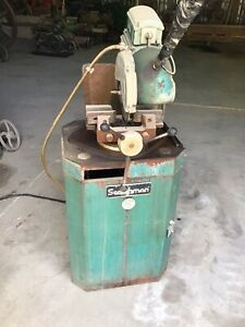 Scotchman Mc 250 Cold Saw Made In Usa Metal And Iron
