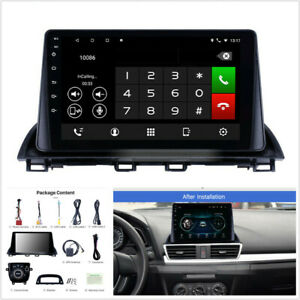 For Mazda 3 Axela 13 18 2din Android 8 1 Video Radio Player Gps Wifi Mirror Link