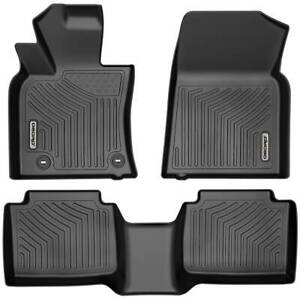 Oedro Floor Mats Liners Tpe For 2018 2020 Toyota Camry All weather Full Set