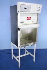 Nuaire Nu 425 200 Class Ii Type A B3 A b3 Lab Fume Hood With Warranty