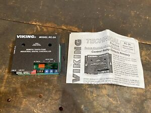 Viking Electronics Rc 2a Remote Touch Tone Relay Controller