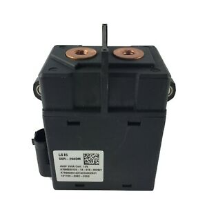 Ls Is Ger250 High Voltage Dc Relay Type Ger250 450 Vdc 250a