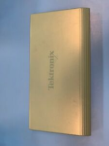 Tektronix 200 4963 00 Front Cover