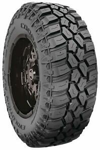 4 New Cooper Evolution M T All Terrain Tires Lt295 70r17 121q Lre 10ply Rated