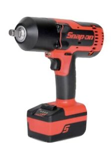 Snap On Ct8850 18 Volt 1 2 Drive Cordless Lithium Battery Impact Wrench