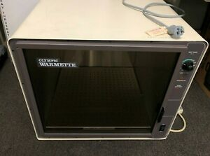 Olympic Warmette 56920 Countertop Blanket Towell Solution Warmer Warming Cabinet
