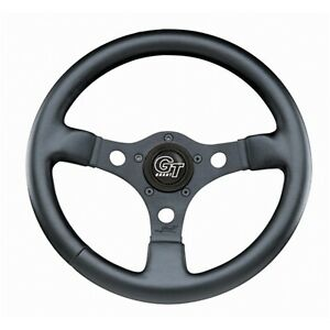 Grant 772 Formula Gt Steering Wheel 12 D 3 Dish Silver 3 spoke Design