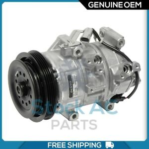 New Denso A C Compressor For Toyota Yaris 1 5l 2007 To 2012 Oe 883105248 Qr