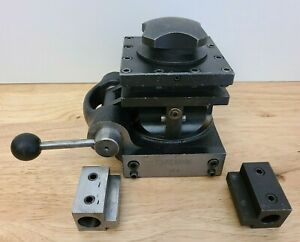 Hardinge Tool Post L6 b With Extensions For Boring Bar