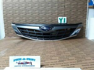 Grille Sti Excluding Outback Sport Fits 08 Impreza 4191891