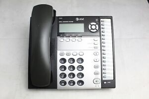 Lot Of 10 At t 1040 4 line Intercom Paging Small Business Office Phones