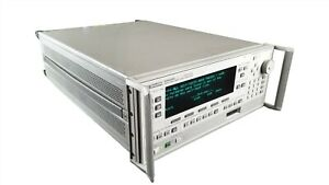 Hp 83620b Synthesized Swept Signal Generator 10mhz 20ghz options 001 002 004 008