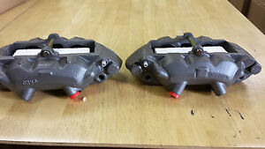Disc Brake Calipers Corvette 1965 82 S S S O Ring Front Calipers No Core Charge