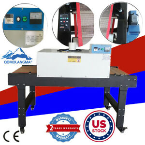 Usa 220v T shirt Screen Printing Conveyor Tunnel Dryer 5 9ft Long X 25 6 Belt
