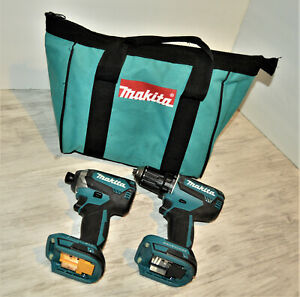 Makita Xdt 13 Xfd 13 18 V Lxt Brushless Drills Bag Lot
