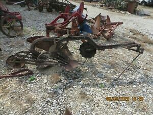 C Super C Farmall International Plow