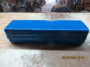 Ford Tractor 2000 3000 4000 5000 7000 2600 3600 46 Etc Fender Mounted Tool Box