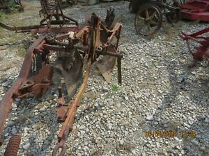 Ac Allis Chalmers Tractor Two Bottom Plow