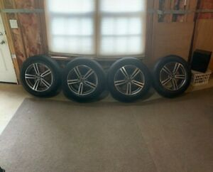 4 2020 18 Oem Mercedes Benz Glc 300 Wheels And Tires