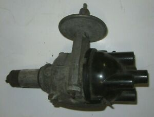 Sunbeam Alpine Iv Lucas Model 25d Distributor 40942 A 564 Used Orig