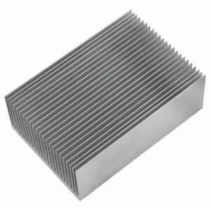 Large Aluminum Heatsink Heat Sink Radiator Cooling Fin For Ic Led Power Amp X6e1