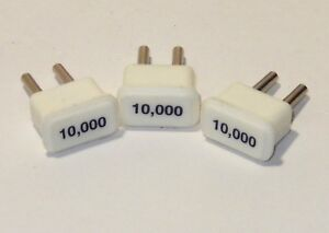 Msd Module Ignition Chips Pills 10000 Rpm Rev Limiter Chips Pack Of Three 3