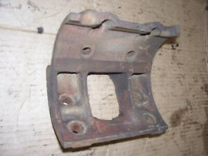 Vintage Fordson Major Diesel Tractor injection Pump Support Casting