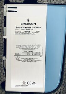 new In Box Emerson 1410 Smart Wireless Gateway 1410d2ad5wnan5 Free Shipping