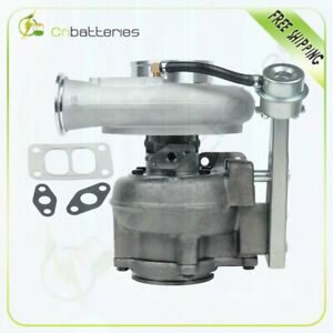 For Cummins Turbo 6ctaa Hx40w Super Drag Dodge Ram 5 9l T3 Turbocharger 14cm