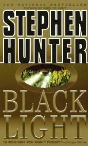 Black Light Bob Lee Swagger Mass Market Paperback By Hunter Stephen GOOD $3.55