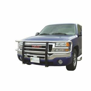 Bigtex Grill Guard 2003 2004 Gmc Sierra 2500hd 3500 Over The Headlights