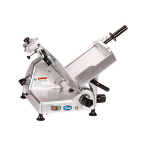 Globe G12 Electric Food Slicer