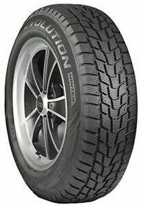 4 New Cooper Evolution Winter Studable Winter Tires 235 50r18 97t
