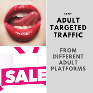 Unlimited Visitors From Popular Adult Platforms To Your Website