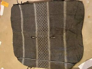 Standard Size Bench Seat Cover Fabric