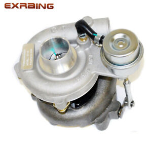 For Gt15 T15 452213 Turbo Charger 35 A R Wet Floating Bearing 2 4 Cyln 3 Bolt