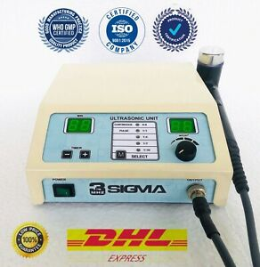 Physiotherapy Ultrasound Therapy Machine 3 Mhz Physical Pain Relief Therapy Sgze