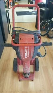 Hilti Te 3000 avr Electric Demolition Jack Hammer Breaker W Car