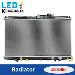 2148 Radiator Fit For 1998 2002 Honda Accord Dx Ex Lx Se Value Package L4 2 3l
