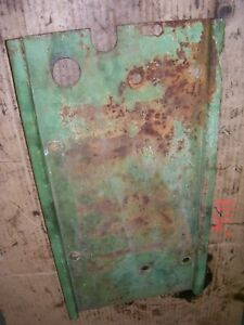 Vintage Oliver 55 Gas Tractor Battery Tray Support