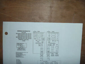 Bobcat 873 883 Skid Steer Electrical Wiring Diagram Schematic Manual 514146928