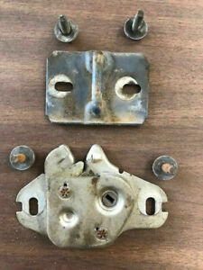 1966 67 Belvedere Satellite Trunk Latch And Lock Original