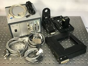 Motorized Xy z focus Microscope Stage Filter Wheel Asi Lx 4000 Ms 2000 Ls 50 2