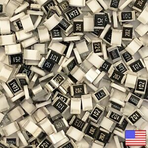20pcs 0805 Chip Resistor Multiple Values 1 Or 5 Tol 20x Fast Us Shipping