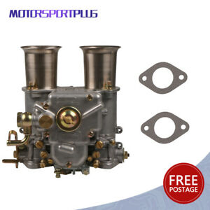 New Carburetor For Dellorto Solex Weber Side Draft Engines 4 6 8cyl Or V8